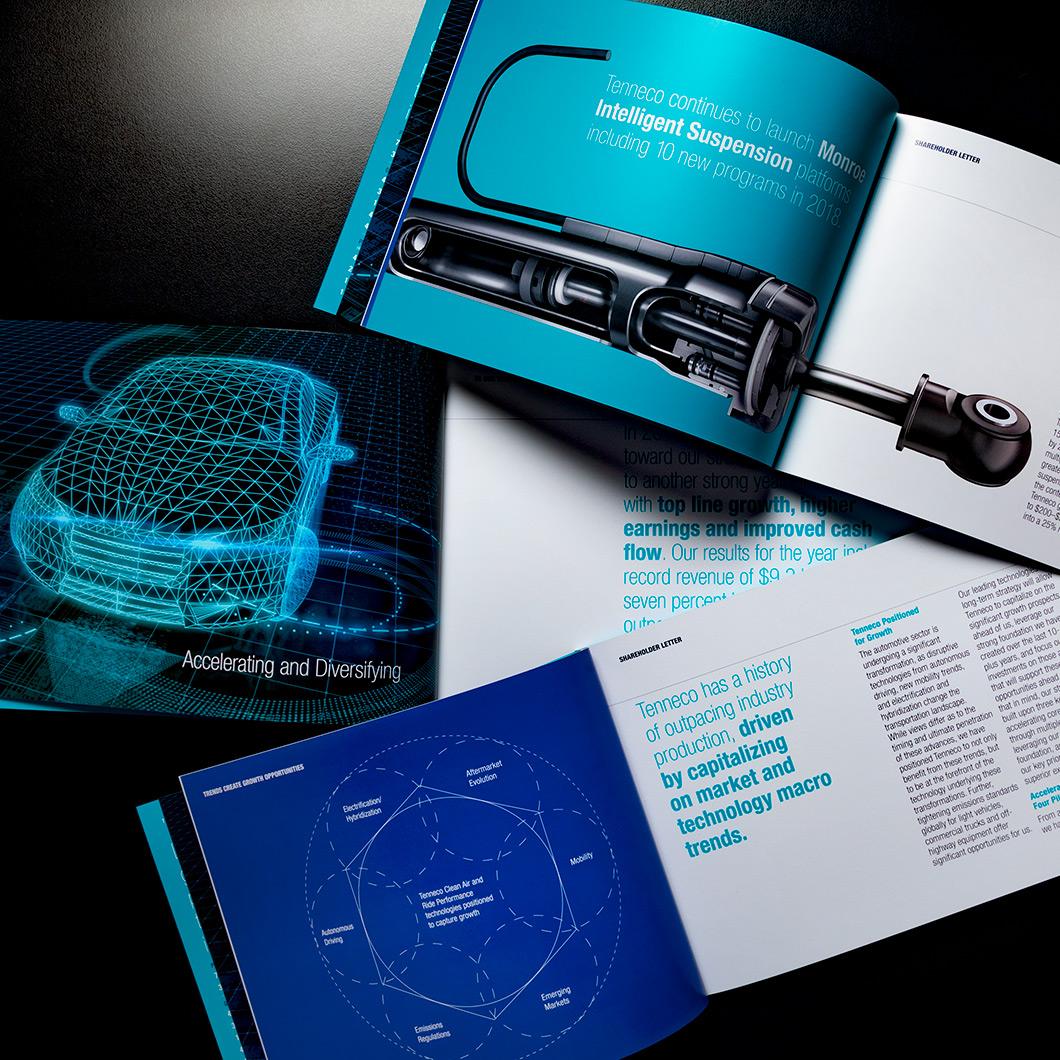 Tenneco Print Annual Report