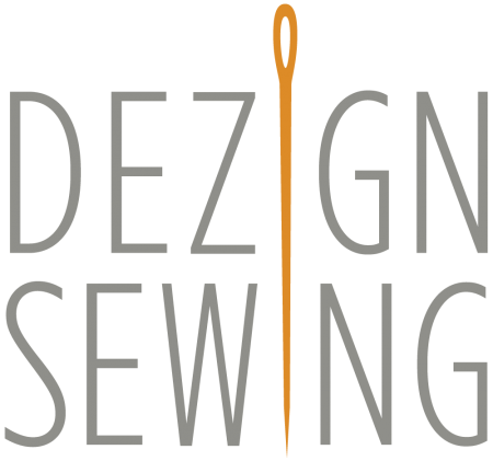 Dezign Sewing Logo
